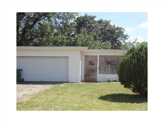 What A Great House. Big Yard And Big Rooms. Sold As-Is. Subject To 24 Cfr 206/25. See Attachments
