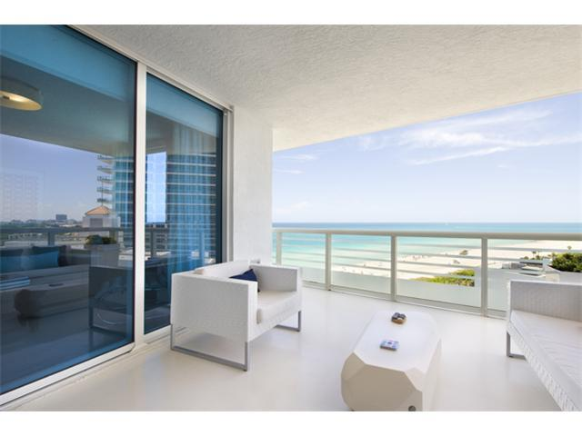 Turn Key Exquisite Designer Apartment W/ Direct Ocean Views And Double Terraces In Boutique Oceanfront Condo W/ Luxurious Amenities As Private Beach Services, Social & Wine Room, Cigar Humidifier, Gym, Pool, And Exquisite Theater/Movie Facility. Residence Is In Perfect Condition And Ready To Move In. Bring Your Most Discriminating Buyers...They Will Love This Beauty!