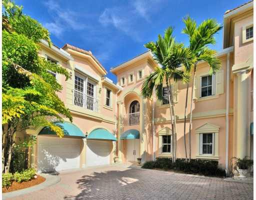 Spectacular Waterfront Gem At The Point! Best Location! Situated On The Intracoastal With Its Own Pool. Stone Floors, Fireplace, Faux Walls, Built-Ins, Solid Core Doors, Granite Countertops, Marble Backsplash & Beautiful Cabinets In Kitchen & Powder Room,  Frameless Shower Doors, Elegant Staircase, Walnut Wood Floors Upstairs And So Much More.