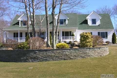 Gorgeous Custom Cape on Magnificent property in Great Rock Estates!