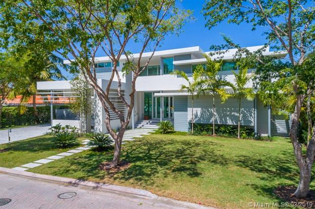 Brand New And Absolutely Exquisite And Stunning Home On Island Dr. Built On An Oversized Lot With 12, 000 Sq Ft.This Modern 2 Story Dream Home Has 5, 631 Sq Ft Under A/C And 7, 780 Sq Ft With Terraces & Carport (Gross). Created With The Ultimate Level Of Design And Architecture It Is Open & Bright With High Ceilings And A Very Functional Floor Plan. This Residence Offers 7 Bedrooms, 7.5 Baths And Top Of The Line Finishes Throughout With A Gorgeous Patio, Pool Area And Garden. A Must See!