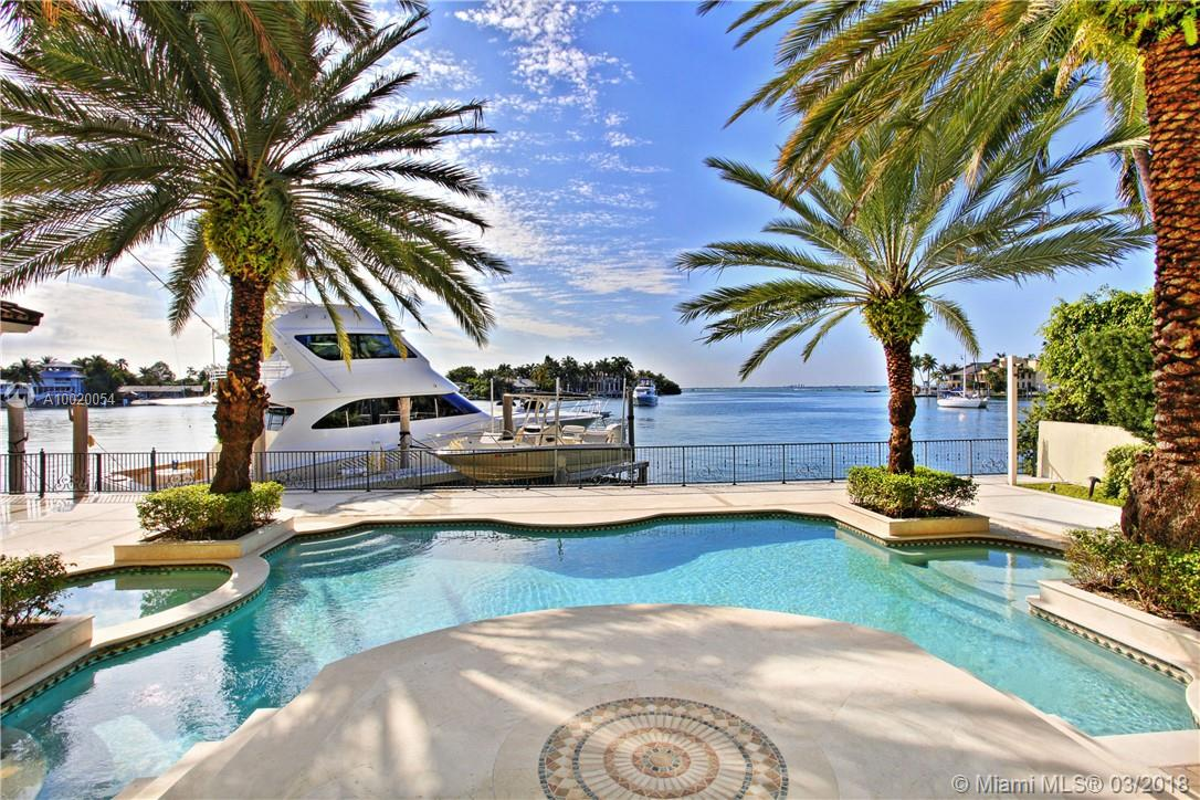 This Gorgeous And Spectacular Waterfront Residence Is Located On The Perfect Site Of Hurricane Harbor With Breathtaking Views Of The Harbor & Bay.This Home Is Elegant, Sophisticated With A Great Floor Plan.Formal Living Room With Double Height Ceilings, Dining Room, Office, Ample Kitchen, Family Room, 5 Beds+Staff, 7.5 Baths+Garage.This Home Has Plenty Of Natural Light Throughout, It Is Gated And Located On Prestigious Harbor Drive.Savor Your Yacht In Front Of Your Home While You Enjoy The Pool, Gazebo+Terrace.