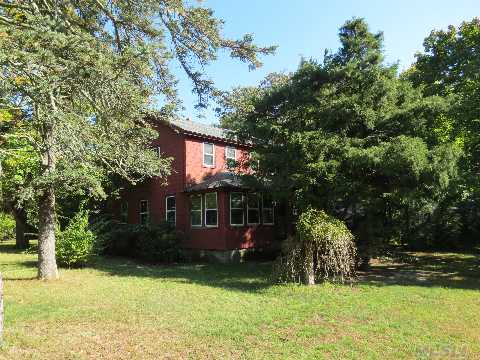 Cozy Cape Hardwood Floors, Hot Stove, Detached 2 Car Garage.Home Is Currently Being Remodeled.