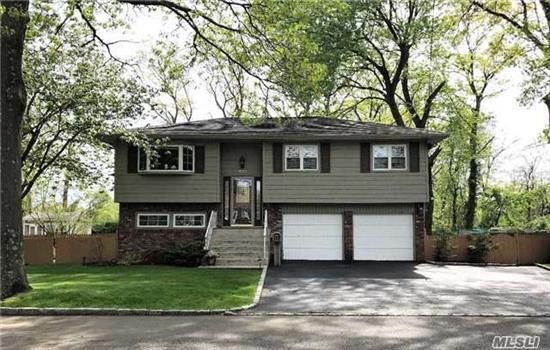 Just Move In And Unpack In This Beautiful Wideline Hi-Ranch. Featuring 4 Bedrooms, 2 Full Baths, Family Room, Large 2nd Floor Deck. 1 Bedroom Apartment By Permit. Hardwood Floors, Approx 2400 Interior Sq Ft. Many Updates! 13 Month Home Warranty Available With Purchase.