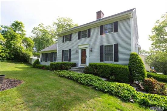 Bracken Built Beautifully Updated Colonial - Won't Last - Finished Basement W Ose- New Roof , Baths, Craftsman Kitchen Slow Closing , New Appliances , Solid Wood Doors, 20 X 20 Family Room W French Doors, Blue Stone Leading Up To Front Door, Completely Fenced Yard. Show And Sell!!!!! Central Vac.