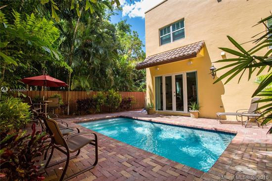 Welcome Home To This Spacious 3Story Town Home With Private Pool, Patio, Open Floor Plans On The 1St And 3Rd Floors, 3 Big Bedrooms, & Rooftop Terrace With Jacuzzi. 1132 Is The Best Of The 4 In This Enclave In The Heart Of Fort Lauderdale. Upgrades Include Salt Water Pool, Full House Gas Generator, New Hvac, Roof Deck, And Integrated A/V Throughout. Enjoy The Open Kitchen, Custom Bar & Wine Storage, & A Bright, Airy, Open Feeling Of Single Family Home Living With The Privacy & Security Of A Town Home.