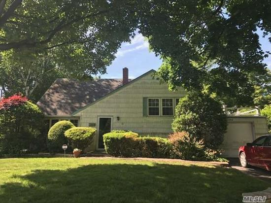 Home Is In Need Of Tlc Lots Of Potential, 3 Bedroom 2 Full Bath With Finished Basement, Central Air In Ground Sprinklers, In Ground Pool As Is No Representation Being Made To Working Condition
