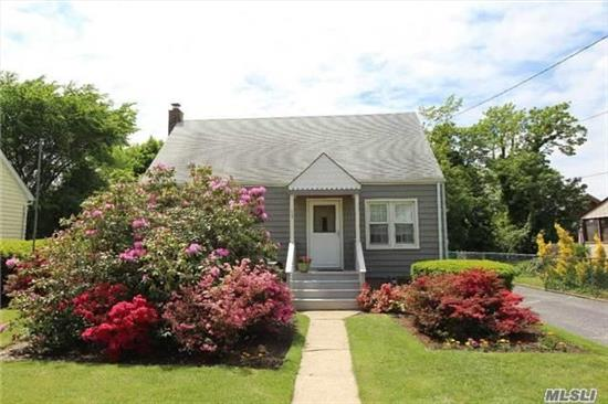 Reduced To Sell!Adorable 4 Bedroom Cape South Of Montauk On Great Street! Lovely Private Backyard With New Deck. Endless Possibilities With Room To Grow! New Vinyl Siding, Exterior Doors, Hi Efficiency Riello Burner, Invertor Generator. Gas Cooking & Dryer. 8X10 Shed. Hardwood Floors Throughout, Arched Doorways. Location! Location! Location! 1 Block From Town! Low Taxes!!