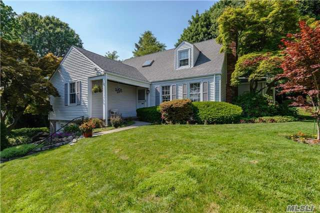 Totally Renovated Salem Cape On Quiet Cul-De-Sac. Large Bright Living Rm. With Fireplace. Beautiful Formal Dining Room, New Kitchen With Granite Counters And Stainless Steel Appliances. 4 Bedrooms, 2 Baths. Finished Basement, Hardwood Floors Throughout. Spacious Backyard With Deck.
