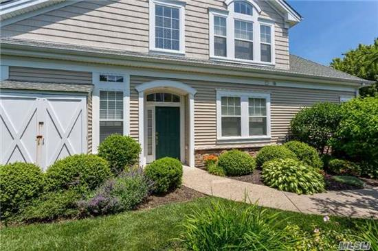Largest End Unit MozartLight, Bright & Airy Entry. Foyer, Great Rm. W Fire Place Dining , Eat In Kitchen.With Granite & Stainless Appl& Din.Area, .Master Bed Suite, W M Bath Laundry Area, 2 Cr Gar. Outdoor Patio Faces Clubhouse And Pool Area Huge Loft Plus 2nd Bedroom, Bonus Rm For 3rd Bed./Office, Storage, Gleaming 5Hardwood Flooring At Great Rm, Ceramic Tile Kitchen/Baths
