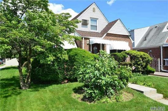 Wonderful Well Kept 4 Bedroom Cape Home In A Very Desirable Location In Bayside. Close To Shops, Transportation, And Bayside High School And P.S. 159. Make This Home Yours Before Another Family Does.