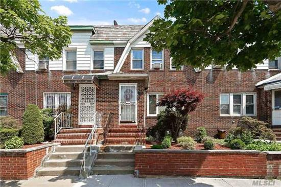 Beautiful Home On This Charming Block Only A Short Distance To The L-Trains At Dekalb Ave And Jefferson St. Well Maintained With Great Potential To Add Your Own Personal Style. Hardwood Floors Throughout The Home. New Half Bathroom On The First Floor. Private Backyard. One Car Garage With Brand New Roof.