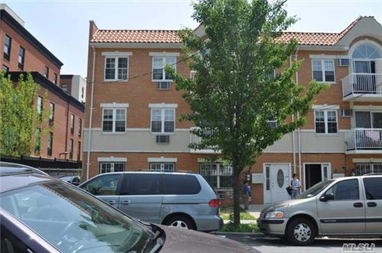 Need Income/Credit/Pre-Approval. Check All Information Before Offer. Seller Will Not Be Responsible For Any Errors And Selling As Is.Property Is Brick And Almost New(Built In 2005) Still Is Continuing Tax Abetment. Full Renovated, Rented With Good Income And Finish Basement Also Driveway. Few Block Ps131/St. John's/ Queens Hospital/F Trains/Bank And All Restaurants.