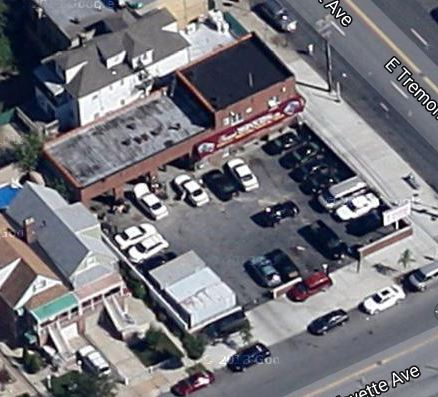2 Story Brick 3752 Sq Ft Building On 100 X 99 Sq Ft Lot For Sale In The Bronx. R3A,C2-2 Zoning. Parking For 25 Cars. Includes 3 Car Garage.
