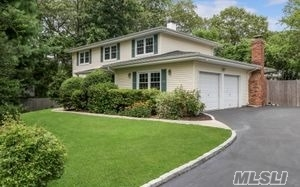 Meticulous 4 Br, 2.5 Ba Colonial, Ideal Mid-Block Location In Crestwood Forest, Gracious Layout, Tons Of Natural Light, Fam Rm W/Frplc, Hw Flrs Thru-Out, Spacious Master Br, Ensuite W/Roman Shower, New Arch Roof (Approx 5 Yrs, ) New Gutters, New Gas Burner, 200 Amp Elec, Serene Property W/Private, Landscaped 1/3 Acre, Fenced Backyard, 6-Zone Spr Sys, And More!