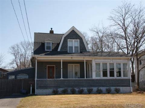 Wonderful Oldie In South Sayville.  You Need To See All That This Home Offers.  New Gourmet Kitchen, Gunite Pool And So Much More.