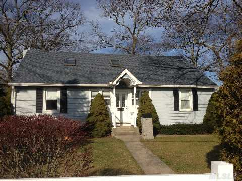 Taxes To Be Reduced By $678.00 For 2012-2013.  Should Be Grieved.  4 Br, 1 Bath Home With 2nd Floor Storage Area.