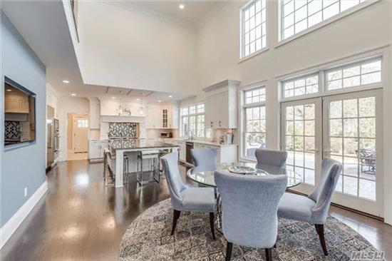 Dramatically Designed New Construction (20015) With Tremendous Wow Factor!Beautifully Appointed Home Boasts 22' Ceilings, Custom Milwork & Open Layout For Today's Buyer.This Luxurious Property Features The Ultimate Bells & Whistles, Custom Built In Bar, Rich Wood Floors & High End Finishes In Every Bath.The Finest In Quality From Bottom To Top.