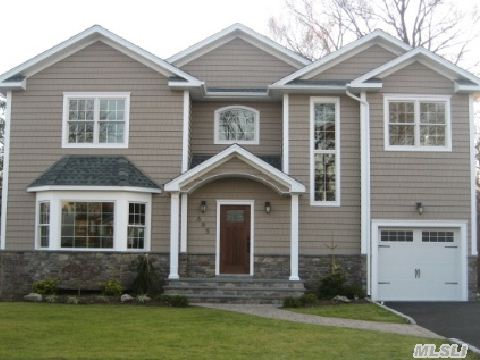 Brand New  Diamond Colonial On Dead End St. In  Dogwood Area. 22 Ft Formal Dining Rm W/Tray Ceiling. 25 Ft Granite, Wood & Stainless Custom Eik. Family Rm W/ 12 Ft Sliders To Yard And 20 X 20 Patio. Custom Moldings & Doors. Master Suite W/ 2 Lg Walk-In-Closets And Huge Spa Fbth. All Lg Brs. 2nd Flr Laundry. Vaulted Entry. Hidden Staircase,Energy Star Rated. Amazing Home!!