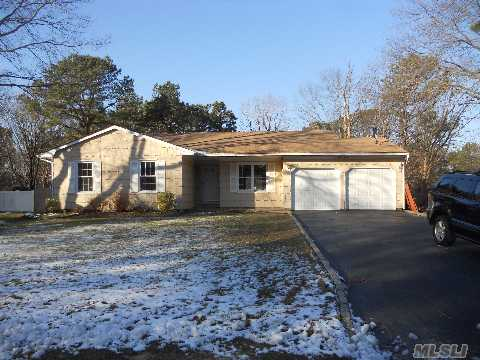 Freshly Rehabed, 3 Bedrooms, 2 Full Baths, Den With Fireplace, Formal Dining Room,Livingroom, All New Paint, & Carpet, Pergo Floors, Full Basement, With 2 Bedrooms Full Bath, Outside Entrance, All New High Effency Heating System,New Stainless Appliances.Quiet Street.