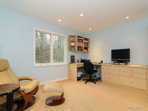 Spacious Bedroom/Office - One of Four/Five