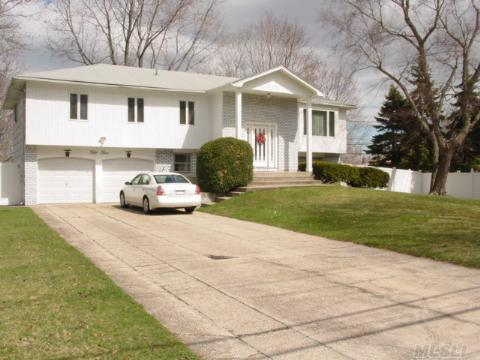 Taxes Do Not Reflect Star Of $880.84 Wonderful Updated Home For The Extended Family. Spacious And Bright. Flat 1/2 Acre With In-Ground Pool. Sliding Doors From Family Room To Yard. Deck Off Kitchen. A Pleasure To Own.