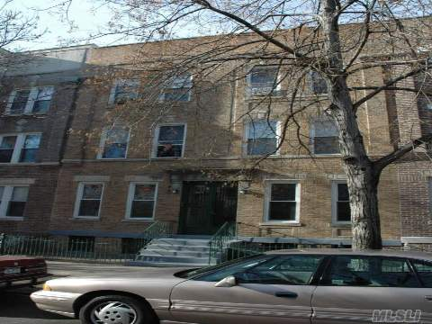 Brick 6 Family With Full Basement, Gas Heat And Each Apt Has Kit, Dr, Lr, 2 Bedrms And 1 Full Bath.