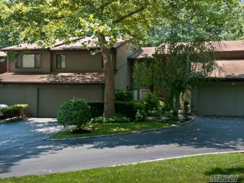 Privately Located Brookville Model W/ Warm & Inviting Fpl,  Updated Eik W/Stainless Appliances,  3 Bdrms & 2.5 Baths Conveniently Located To All Facilities.