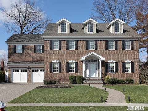 This Gorgeous Brick Colonial Built In 2005 Has It All. Flr W/Fp, Gourmet Granite Kit W/3 Ovens, 2 D/W, That Is Open To The Family Room W/Fp, Butler Pantry, Fdr, Powder, Laundry & Mud Rooms. Mbr Suite W/Jac Bath & Wic, 4 Addl 2nd Floor Brs, Full Hall Bath, Jack/Jill Bath. 5 Zones Of Heat, 3 Zones Of Air, Cvac, Surround Sound, Paver Driveway And Rear Patio.