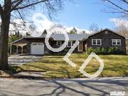 Follow Your Heart To This Lovingly Maintained 3Br, 2.5 Bth Ranch Nestled On .34 Acre In N.Greenlawn. This House Boasts Wood Flrs., Den W/Fp, Ample Closets. Updates Inc Brand New Eik, Ss App., Granite Counters, Cac, Windows, Baths, Igs System & 2 Yr Old Roof. Full Fin Basement. All This Harborfields Home Needs Is You! Taxes W/Star $12,938.38