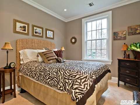 Bedroom cabana