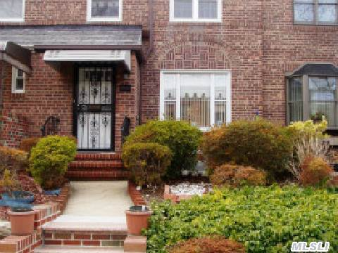 Brick Single Family Home In Prime Location! Large Living Room, Formal Dining Room + Eat-In Kitchen. 3 Bedrooms, 1.5 Bathrooms + Patio. Full Basement, Private Driveway + 1 Car Garage. Maspeth/Middle Village Border. Walking Distance To Stores, Restaurants & Juniper Valley Park!  1 Block To Express Buses Qm24 & Qm25, And Q38 & Q67