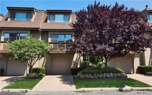 Elegant 3 Bedroom Townhouse, Pristine Condition, All Updated, Richly Appointed, New Cac/Heat System, Pool, Tennis Court, Igs, Tremendous Closets, Low Taxes, Easy Living, Walk To All. Monthly Common Charge $475
