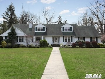 Just Bring Your Suitecase.  Pristine Home Inside And Out.  Lovely Open Kitchen/Den,  Hardwood Floors,  Alarm,  New Windows,  Near To The Heart Of The Village,  Lirr,  Huge Basement With High Ceilings,  Lots Of Closet Space.  A Must See