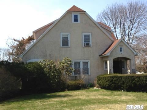 Beautiful 3 Bdrm Tudor, Deep Property On Treelines Street Close To Bay And Town. Old World Charm. Beautiful Hwf Thruout, Arched French Doors To Office. Will Not Last!No Showings Until 4/11/13 As Per Homeowner Request.