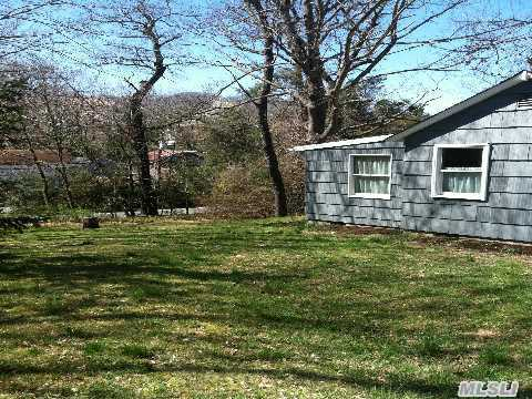 Hansel & Gretal Home In Desirable E. Setauket/Three Village School District. Corner Lot. Open Floor Plan. Light. Bright And Airy. Short Sale Approved. Needs Tlc. Super Low Taxes! Family Room Can Be Used As Third Bedroom. A Must See!
