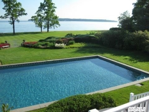 Pool Northeast View - Bay beyond