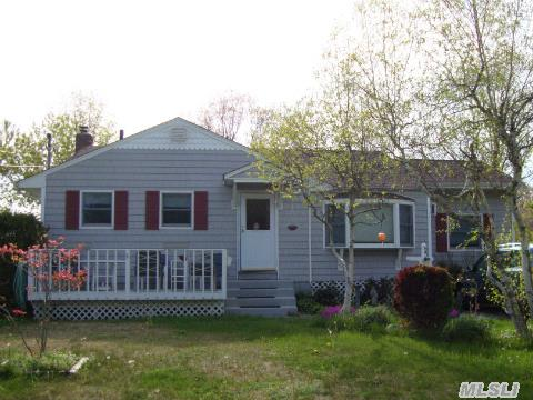 New Kitchen, Wood Floors, Anderson Windows, Large Property, Screened Porch.  Great Home, Sayville School District