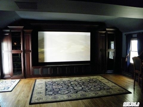 State of the Art Home Theater!