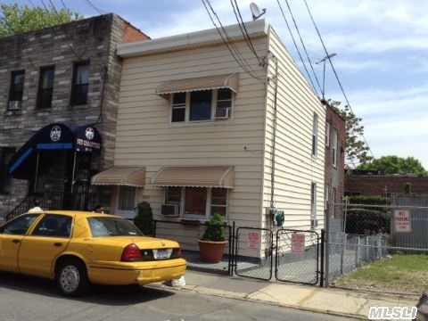 Walking Distance To Subway, Closed To Manhattan;  Recently Renovation Whole Apartment,  Beautiful 2 Family,   1st Floor & 2nd Floor Can Access To Backyard, Buyer Should Verify All Information;