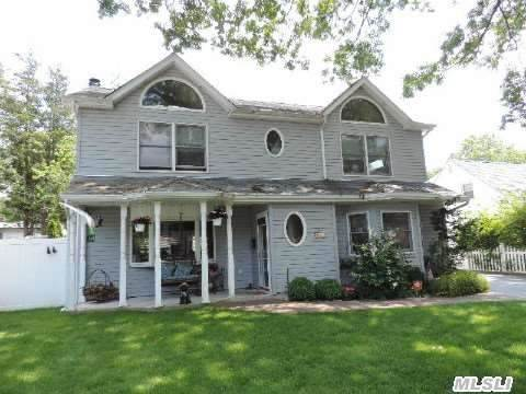 Fabulous Well Maintained Colonial.  Entire Home Redone Less Than 10 Yrs Ago. Heating System Relocated To Garage. Huge Eik With Walls Of Cabinets,  Corian Countertops,  Center Island,  & Window Seat. Large Master Bdrm W/ Walk In Closet,  Cathedral Ceiling,  & Electric Windows. Upstairs Bath W/ Skylight & Jacuzzi Tub. Den W/ Wood Burning Fireplace. Free Use Of Community Pool !!