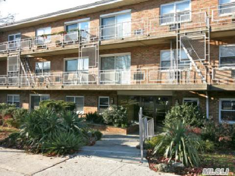 Sale May Be Subject To Term & Conditions Of An Offering Plan. Updated Co-Op Large Lr & Br With Terrace On 3rd Floor. Elevator Building In The Heart Of Rvc. Washer & Dryer On Each Floor. Parking Is Included In Maintenance