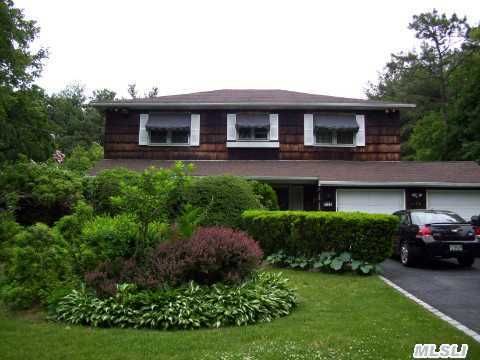 Owner Is Motivated, Please Make Offers! House/Pool As Is. Large Colonial Needs Updating, Flat Acre, Huge Pool With Large Patio, Mature Landscaping. Has 2 Cac Units, Igs, Large Family Bath, Wood Floors & Carpeting. Original Owners. Star Is $916. Otsego, Candlewood, Hs West