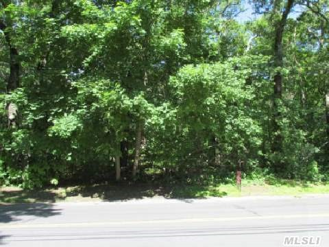 Level,  Shy 1/2 Acre With Access To Peconic Bay Beach.