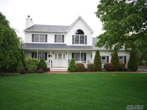 Desired Great Rock Golf Community.Beautiful 4 Bedroom Colonial. Features 2.5 Baths, Large Eik Kitchen With Granite Countertop,Formal Dining Room,Family Room. Wrap Around Porch. Country Club Back Yard Beautifully Landscaped With Inground Pool And Hot Tub. Inground Sprinklers, Alarm System Full Basement.Taxes With Star 8448.13 Truly A Must See!