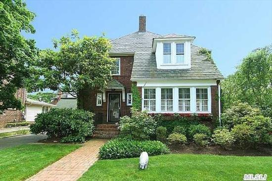 Charming English Colonial With New European Kitchen-Eco-Friendly Appliances-In The Beautiful Strathmore Area/Near Wilson School. Taxes Do Not Reflect Star Savings!!Owners Motivated To Sell!