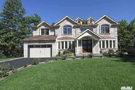 4300 Sq Ft New Construction With The Finest Of Architectural Details On One Of The Best Streets In Roslyn Country Club! Featuring 5+1 Bedrooms,  6.5 Designer Baths,  Gorgeous Gourmet Chefs Kitchen,  Hardwood Floors Thru-Out,  Radiant Heat Under All Tiles On 1st Fl,  Central Vac,  Wired For Speakers,  Security Cameras,  Fully Landscaped,  Underground Wiring,  Generator,  Energy Star!