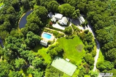 Don't Miss This Opportunity! Incredible Reduction In Old Westbury. Follow A Serene Tree-Lined Drive To Over 7.63 Acres Of Prime Property.This Newly Refreshed Estate Offers Pool,  Pool House,  Har Tru Tennis Court,  Sports Court,  Putting Green,  Pond,  Separate Carriage House,  5+2 Car Garage Inc. A Separate Apartment. A Remarkable Enclave In Jericho Schools.