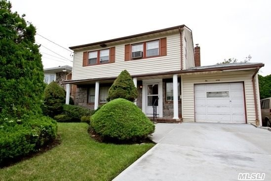 Weeks Woodland Side Hall Colonial Sited On 55 X 119 Oversized Lot.. Needs Some Tlc,  However This Home Features Oversized Rooms And Property With Mature Plantings