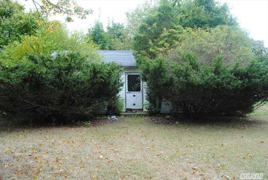Home Sold As Is. In Very Poor Condition.  All Information Must Be Verified By The Purchaser As Little Is Known About The Home.